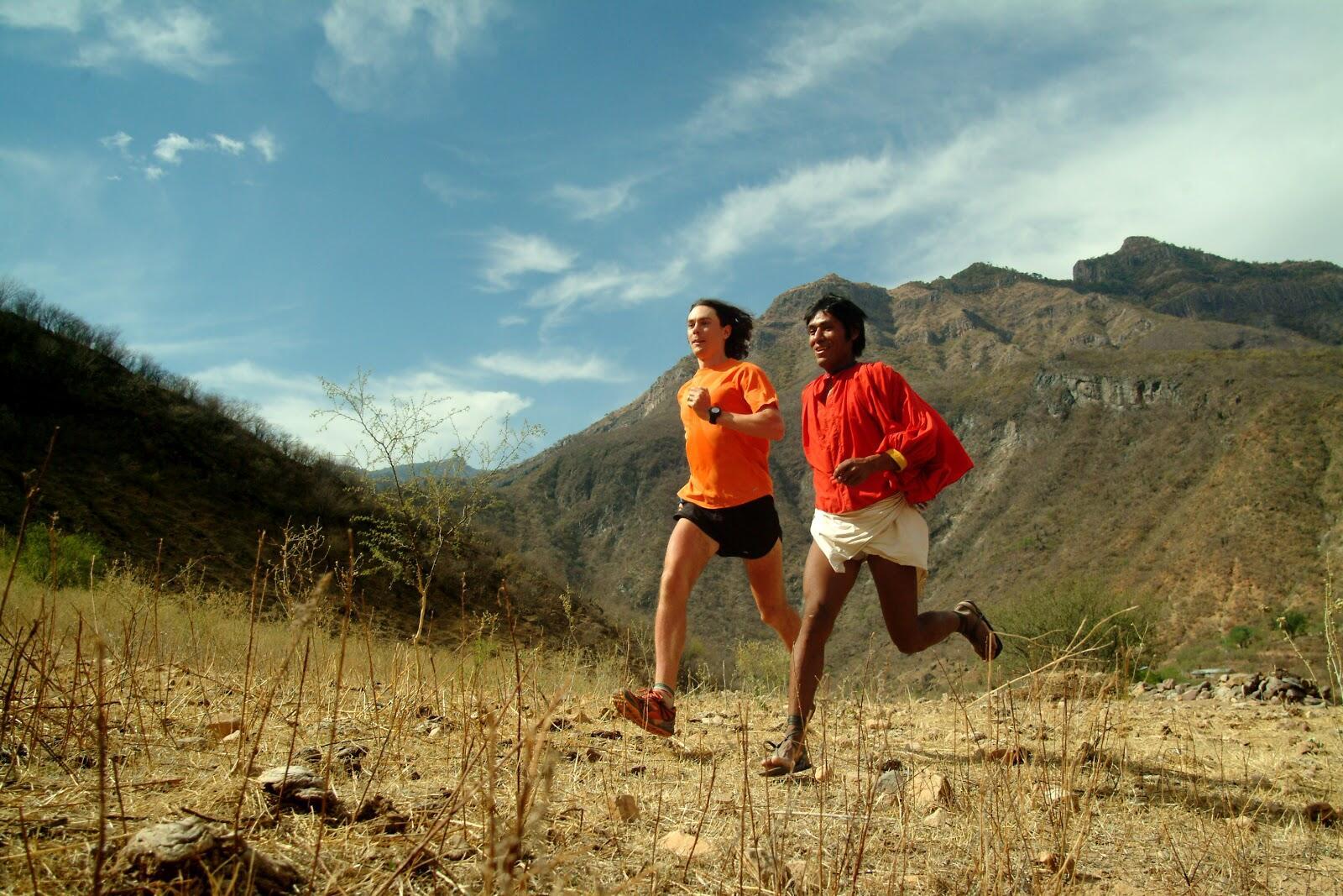 Tarahumara vs Runner
