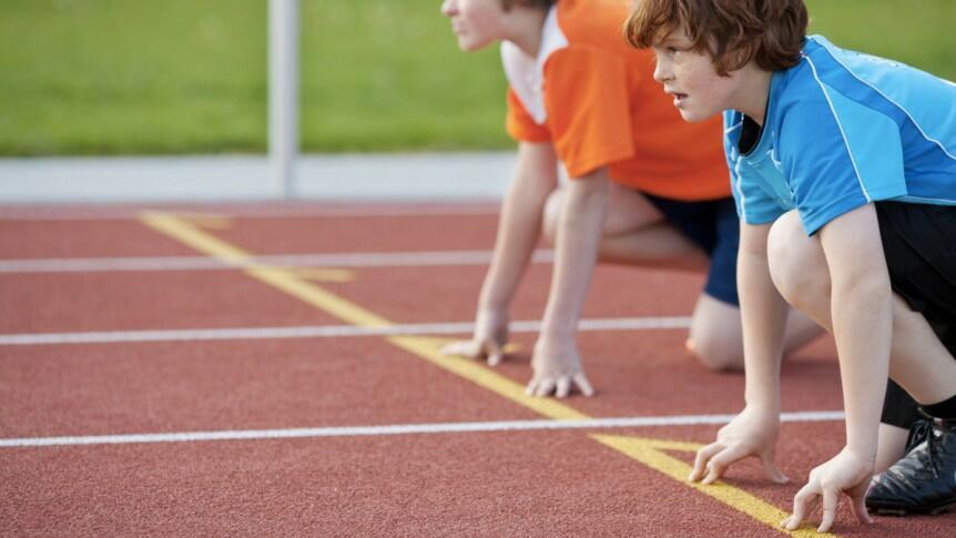 I Bambini e la Corsa  4 Fattori di Rischio e i Consigli per Prevenirli ff56cf32a54
