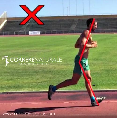 I principali errori nella corsa, #1 - la postura