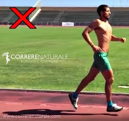 I principali errori nella corsa, #2 - la tensione muscolare